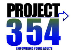 Project 354 Logo Horizontal